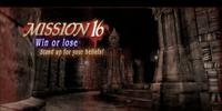 Devil May Cry 3 walkthrough/M16