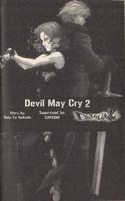 Beryl and Dante DMC Volume 2