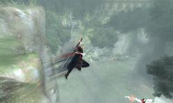 Nero ledge jump