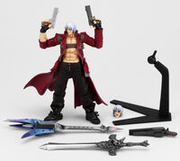 Revoltech Devil May Cry 3 Dante Figure dan008