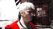 Dante DMC reboot white hair