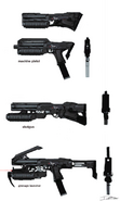 Weapons CA 09 DmC