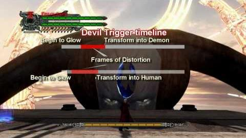 Devil May Cry 4 - Anatomy of Distorted Real Impact