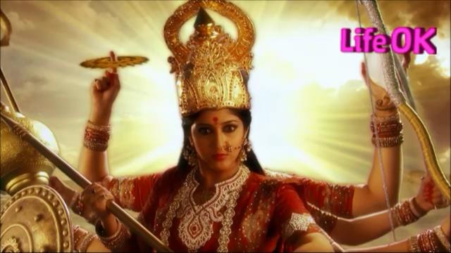 File:Ten-Armed Furious Goddess Durga.png