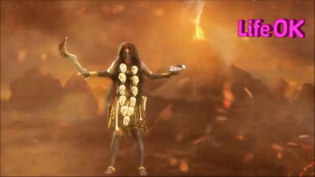 File:Goddess Kali Roaring.png