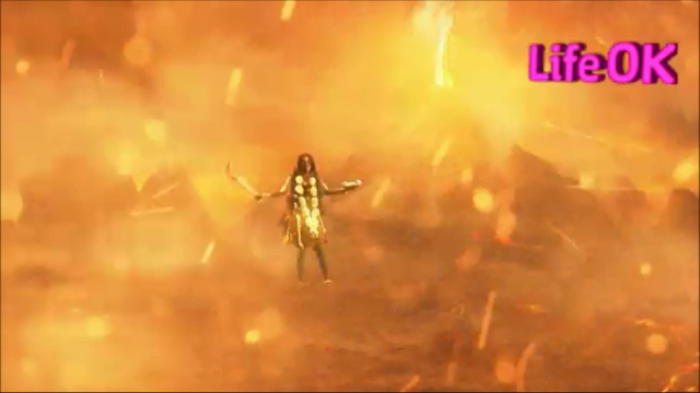 File:Goddess Kali Causing Destruction in The Battlefield.png