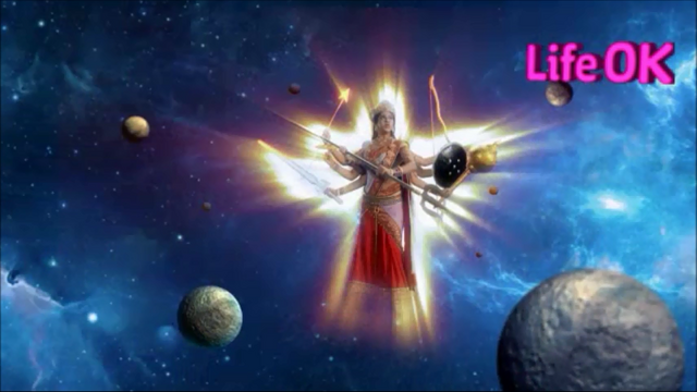 File:Adi Shakti, The Goddess of The Eternal Power Who Rules all The Cosmos.png