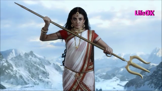 File:Parvati Holding a Trident.png
