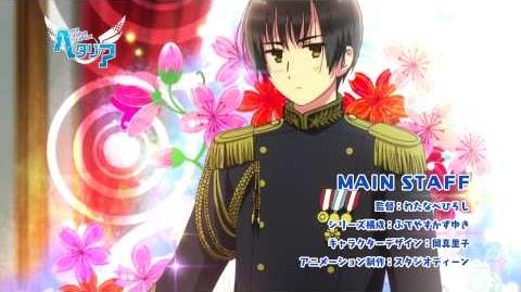 Hetalia The World Twinkle - Anime Trailer