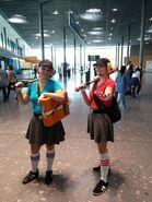 ComicCon Stuttgart Scout