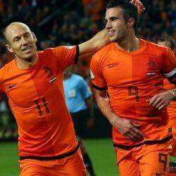 Robben & Van Persie