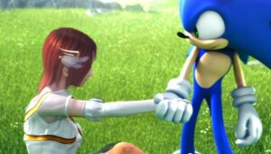 Hand in Hand Sonic