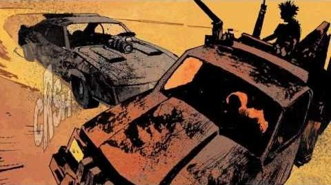 Mad Max - Comic Trailer Teil 1 German