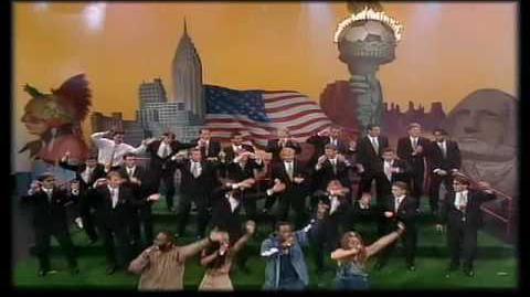 Deutsche Fussball-Nationalmannschaft - Everybody's going to the USA 1994