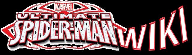 Datei:Ultimate Spiderman Wiki Logo - Vorabversion - by AgentGreen2000.png