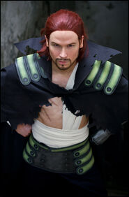 Gildarts Clive - Fairy Tail (Photo by Calssara) 5