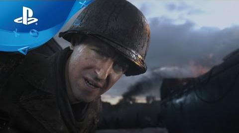 Call of Duty WWII - Reveal Trailer PS4, deutsch