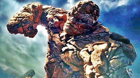 Fantastic Four - Trailer
