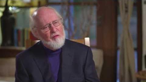 Interview John Williams on Scoring Star Wars Episode VII