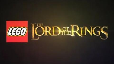 LEGO THE LORD OF THE RINGS Gamescom 2012 Trailer