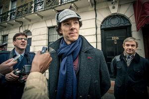 Sherlock Season 2 1