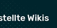 Vorgestellte Wikis/Nominierung