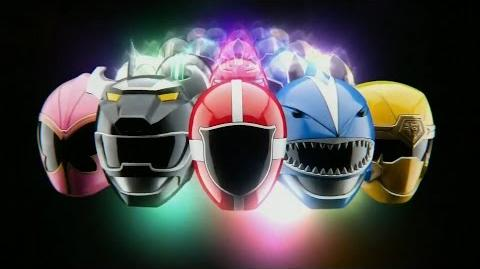 Power Rangers - All Opening Themes (Mighty Morphin - Dino Super Charge)