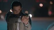 Viktor shoots Mike