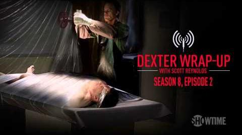 Dexter Season 8, Episode 2 Wrap-Up (Audio Podcast) - Michael C. Hall
