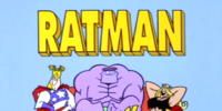 The Justice Friends: Ratman