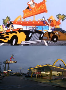 Mcdonalds comparison 2