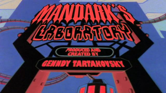 File:Mandark's Laboratory Logo.png