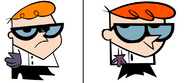 Dexter old vs new
