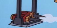 Tripolar Frankensteinian Electrodes
