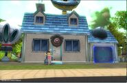 Dexter's House FusionFall
