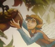 Treepicker fairy