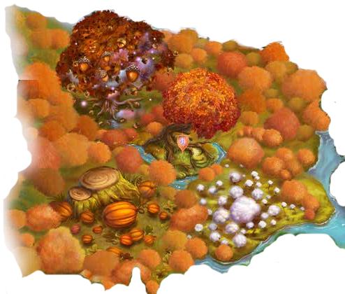 Autumn Forest Disney Fairies Wiki Fandom Powered By Wikia
