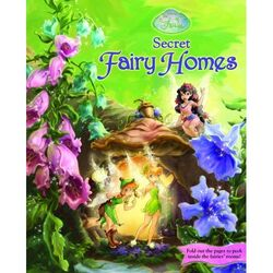Secret Fairy Homes