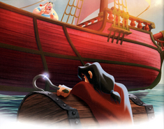 Hook&Smee-Pirate Fairy Book