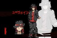 Ywain-profile