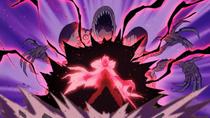 Tokusa attacks Allen