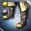 Blademaster Iron Sandals