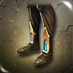 Warmage Crystal Slippers