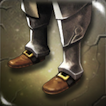 Battleworn Dragolith Boots