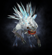Ice porcupine