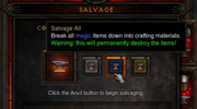 Salvage all