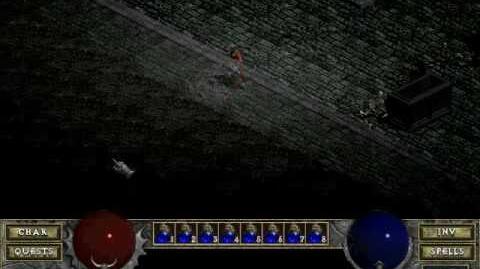 Diablo 1 spells - Phashing (by Decimius)