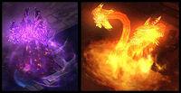 Hydra-arcane-fire