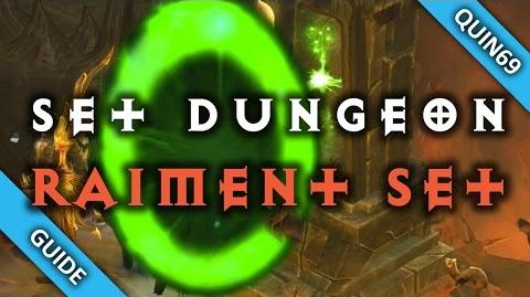 Diablo 3 Set Dungeon - Raiment of a Thousand Storms (Mastery How To Patch 2