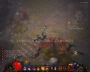 Leorics hunting grounds spawns (2)